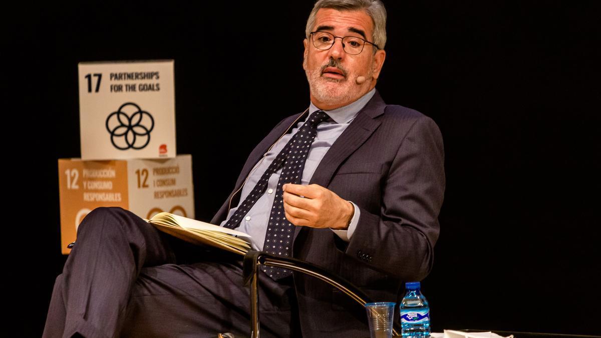 Adolfo Utor preside el Consejo Social de la Universidad de Alicante