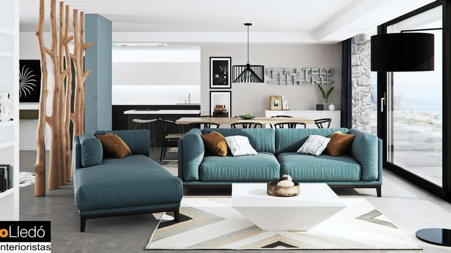 Tono Lledó, espacios confortables, sanos y sostenibles