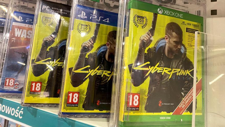 PlayStation retira 'Cyberpunk 2077' y ofrece devolver la compra tras el aluvión de críticas