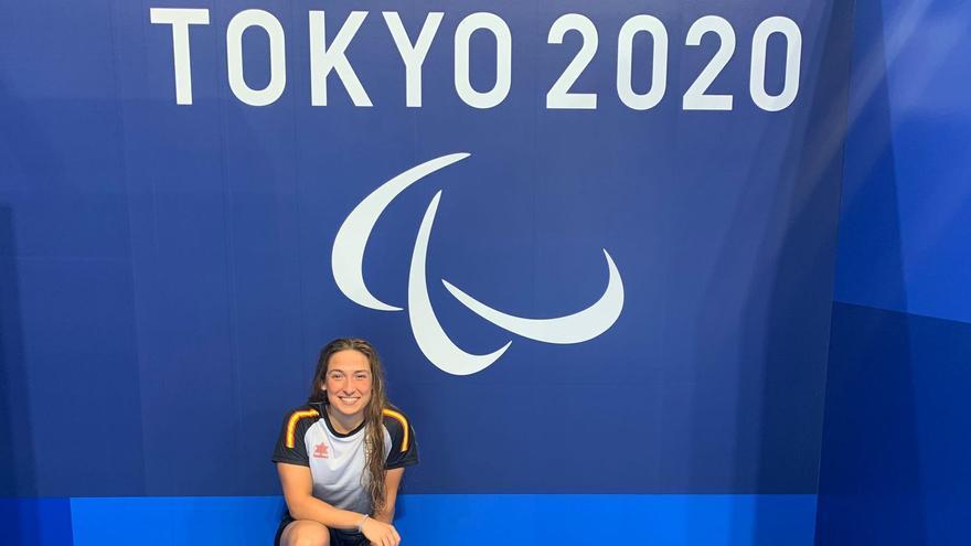 Ariadna Edo: «Quiero disfrutar y hacer mi mejor papel en Tokio»