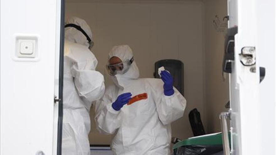 Registrado un brote de coronavirus en el hospital Infanta Margarita de Cabra