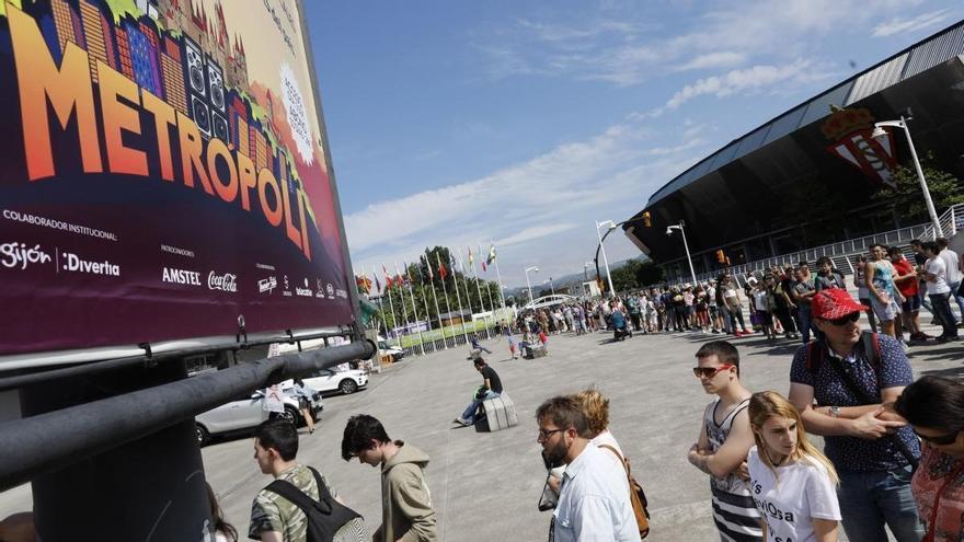 Consigue con LA NUEVA ESPAÑA una entrada doble para acudir a los conciertos del Metrópoli Gijón ¡participa ya!