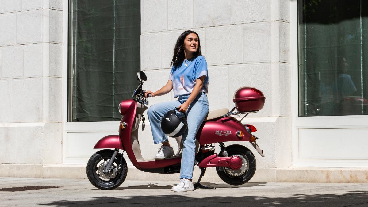 Nuevo Invicta Electric Opai, el scooter eléctrico más económico del mercado