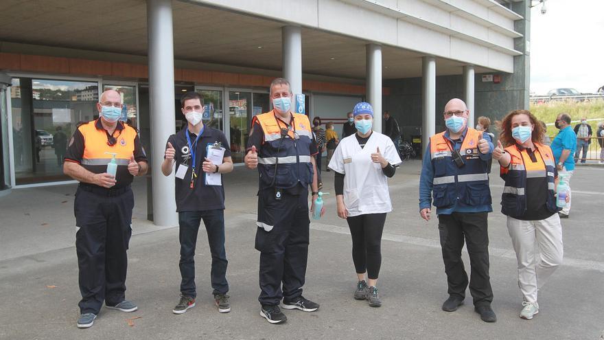 """Protección Civil, brazos esenciales para la vacunación masiva: """"Todos sumamos"""""""