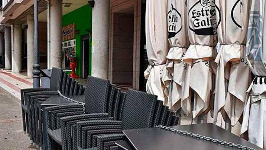 Los hosteleros de Arteixo quedan exentos de pagar la tasa de basura correspondiente a todo este año
