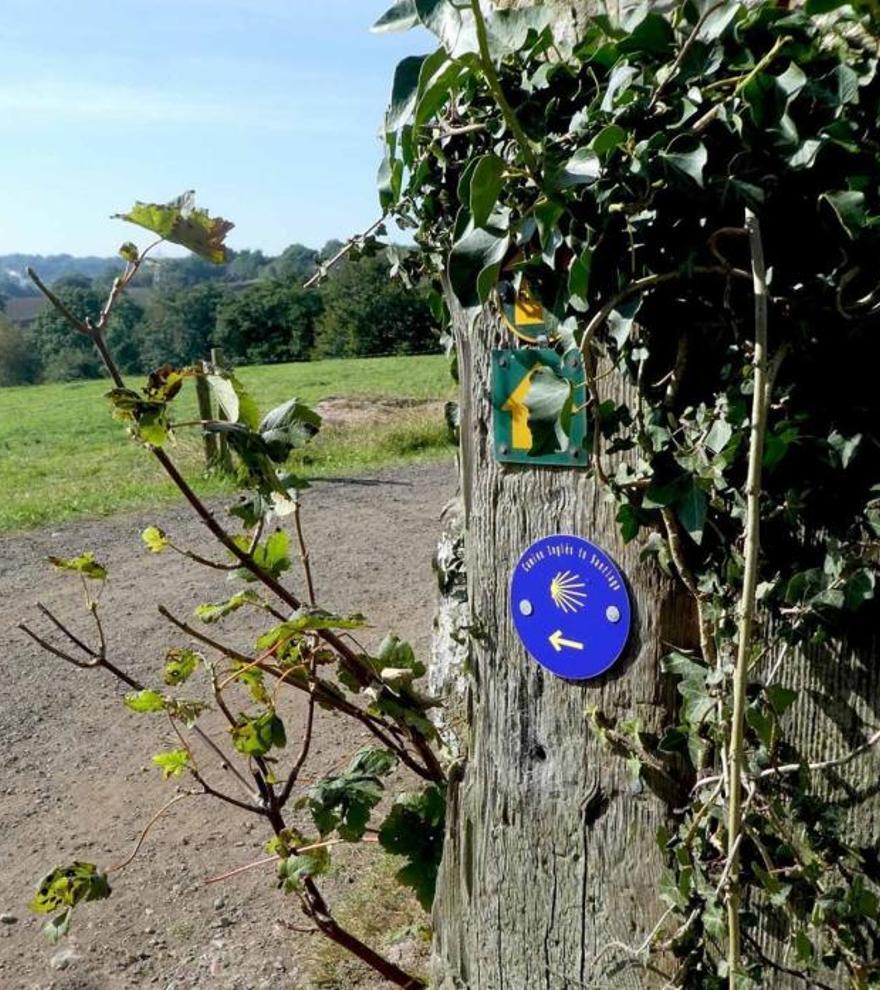 Los secretos de Saint James' Way, el desconocido Camino de Santiago británico