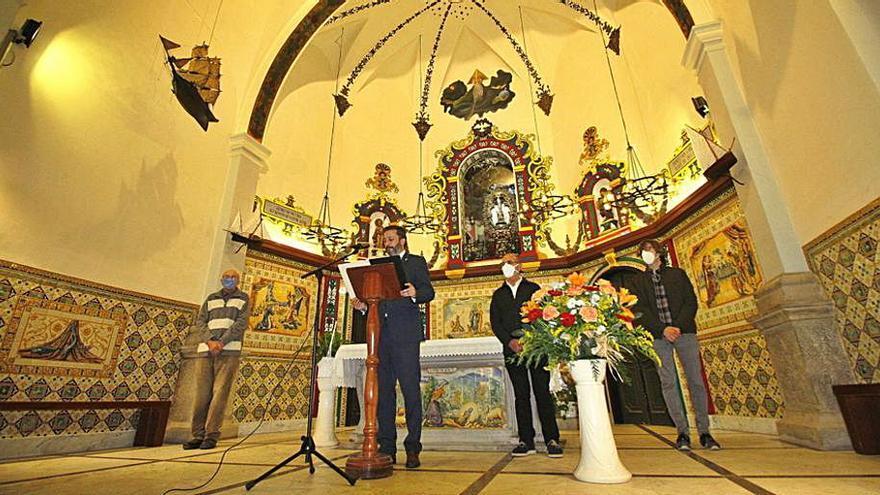 Blanes renovarà diumenge el Vot de Vila del 1795 a l'Aplec de Sant Rafel