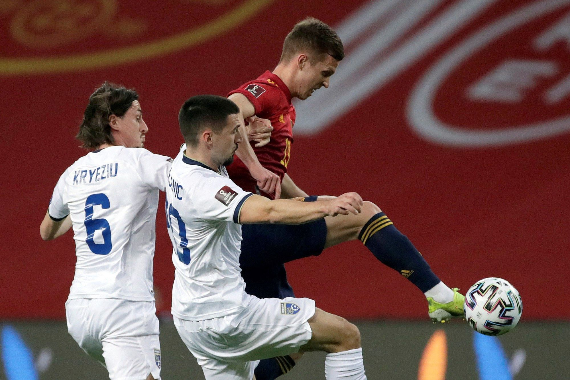 Qatar World Ranking    Spain - Kosovo