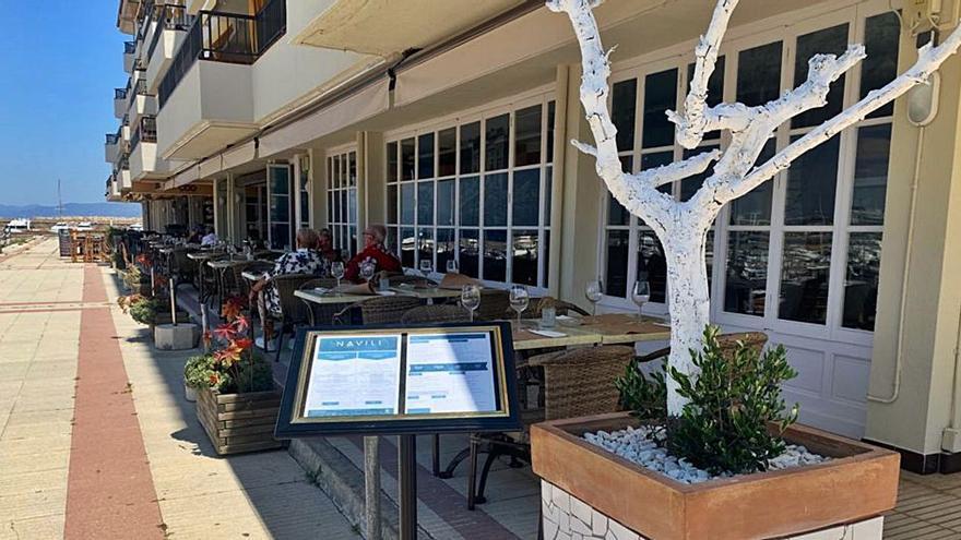 Restaurant Navili, l'esperit de la cuina mediterrània maridat amb la modernitat