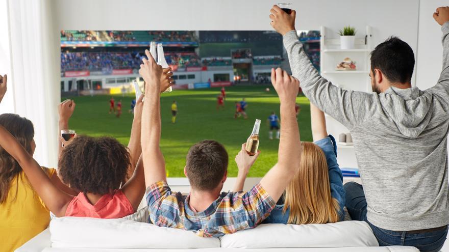 Cómo transformar tu casa en la sede oficial de la Eurocopa