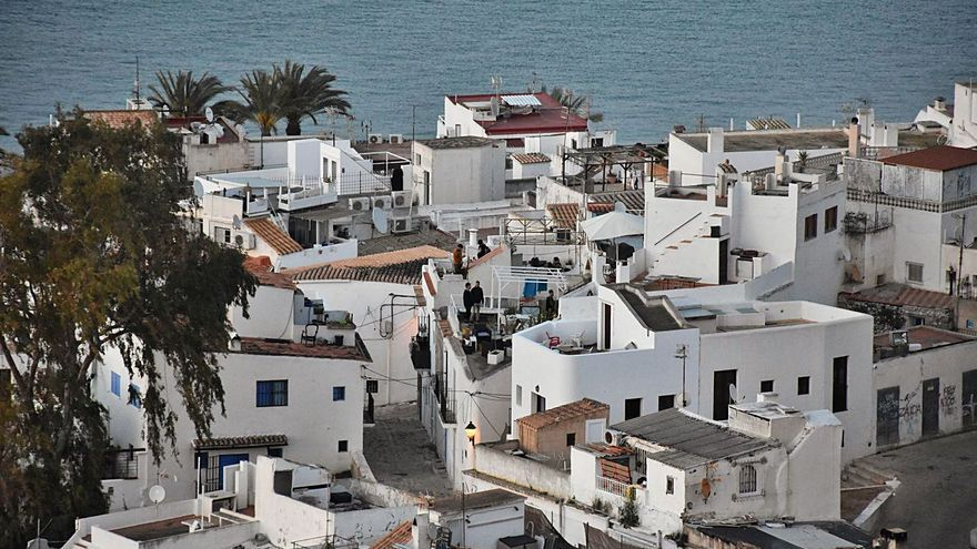 La desdicha de vivir en el barrio de sa Penya de Ibiza