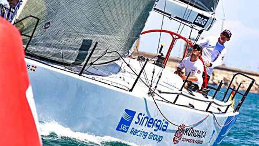 'El Carmen Elite Sails' llega a la serie final de la Copa del Rey en la segunda plaza