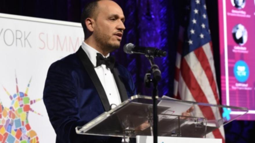 El canario Ray Cazorla, académico de honor del Congreso Mundial de la Academia Xacobea