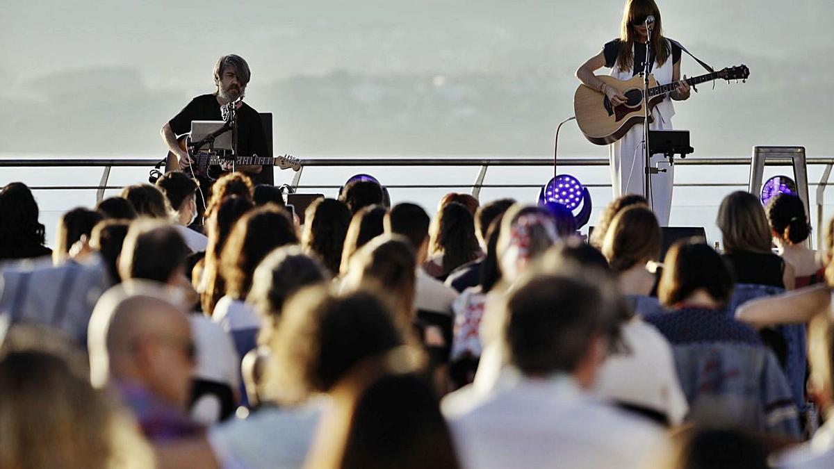 La Bien Querida enamora al público con su música en el Festival TerraCeo | LALO R. VILLAR