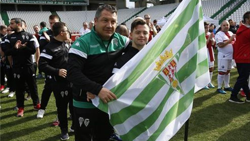 El Córdoba CF participa este fin de semana en la Liga Genuine