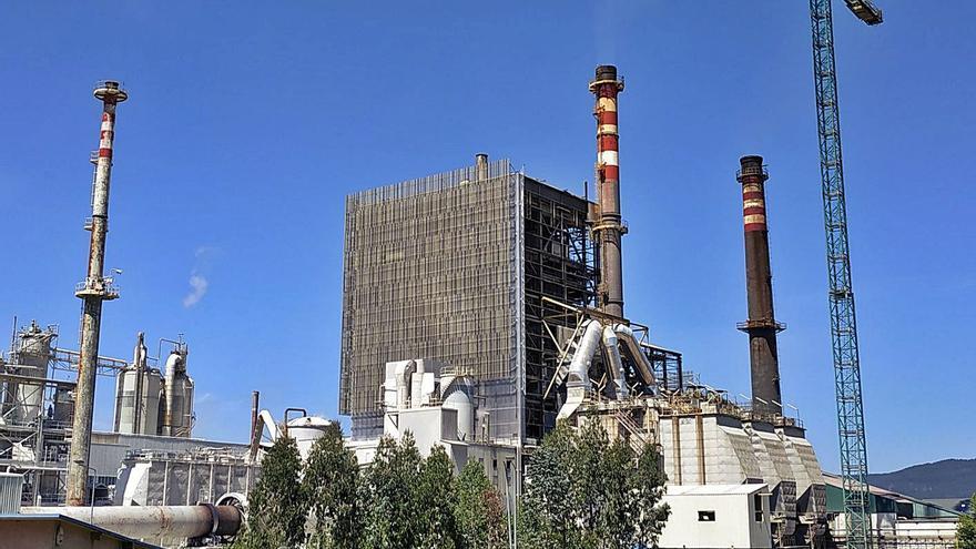 La Xunta se inclina por una nueva ubicación de Ence para garantizar la continuidad del empleo