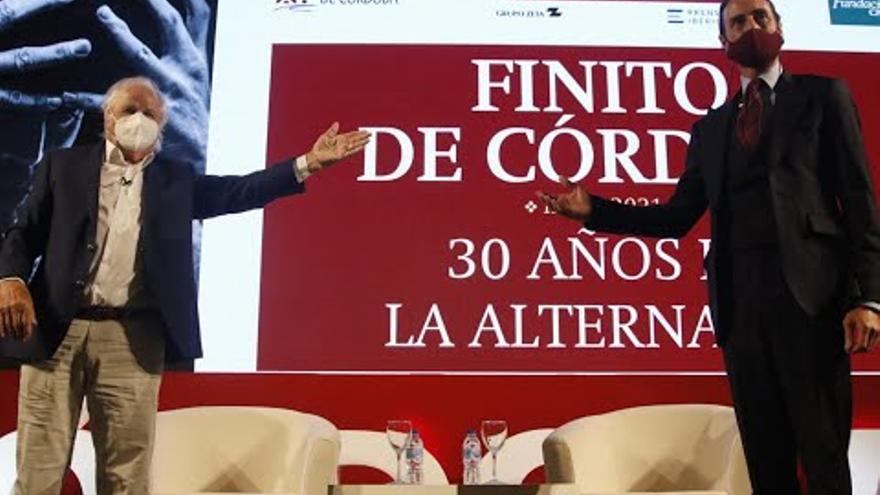 Diario CÓRDOBA celebra los 30 años de la alternativa de Finito de Córdoba