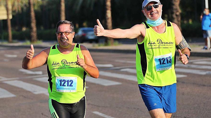 Casi 2000 corredores en la vuelta de las vacaciones