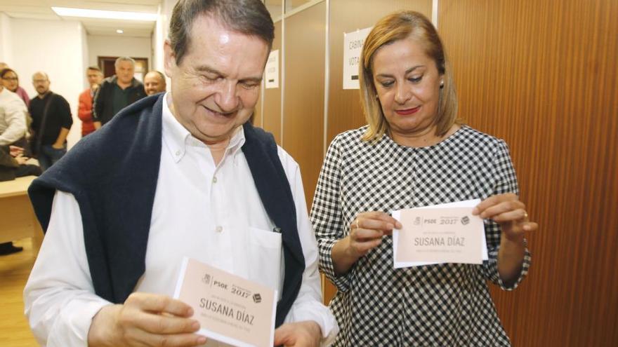 Victoria rotunda de Pedro Sánchez en Galicia al doblar en votos a Susana Díaz