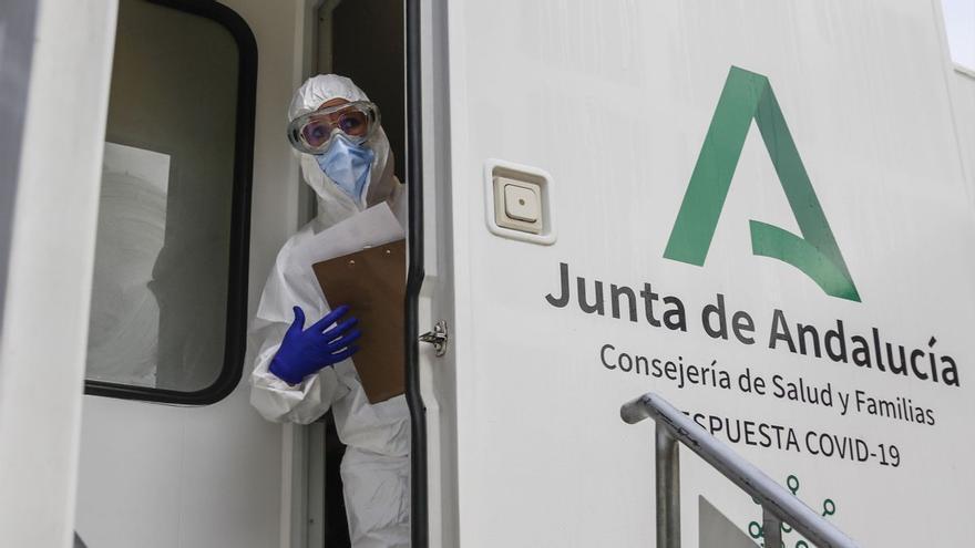 La tasa covid sigue creciendo poco a poco en Córdoba tras sumar otros 15 contagios y una muerte