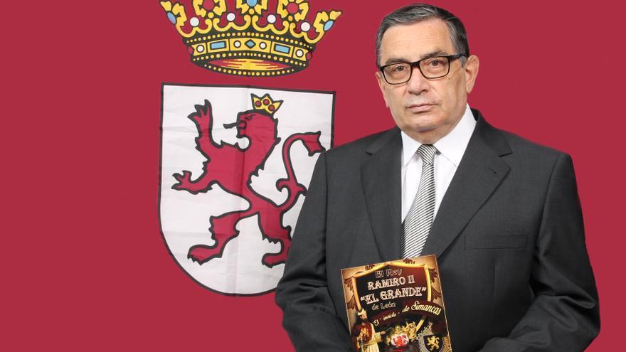 """La biografía desconocida de Ramiro II, según Osuna: """"Sufrió un infarto en Oviedo"""""""