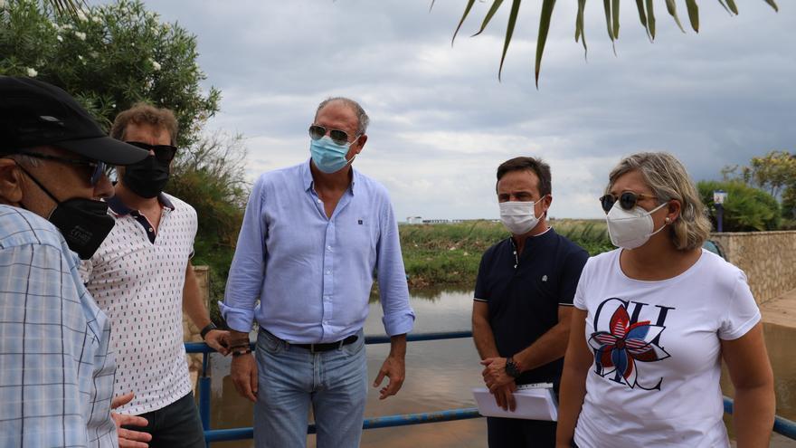 Cs pide actuaciones para recuperar el litoral del Camp de Morvedre