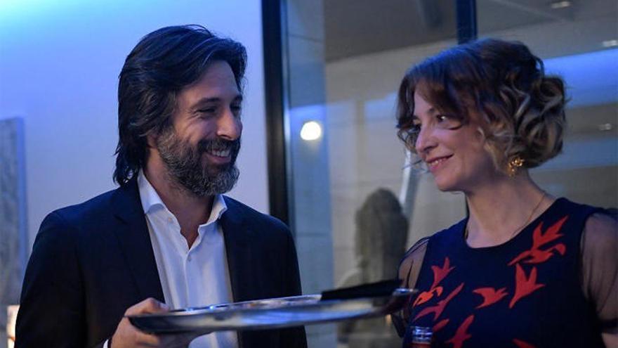 Leonor Watling y Hugo Silva, en plena crisis de los 40 en 'Nasdrovia'