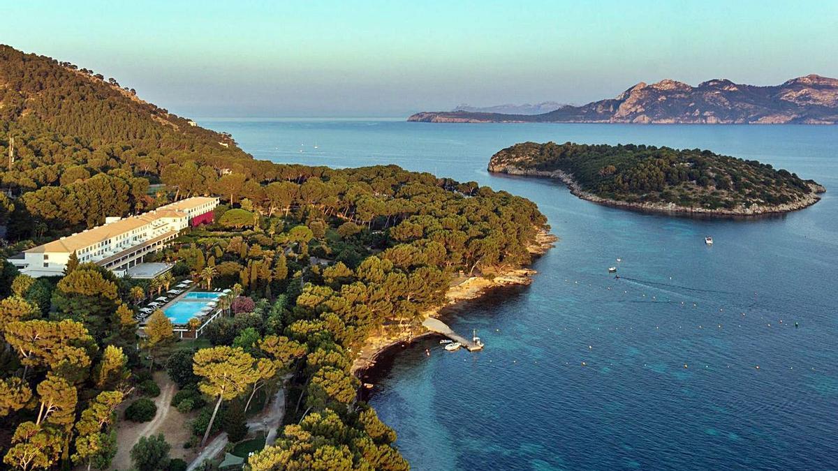 Pollença autoriza la reforma del hotel Formentor a los futuros compradores