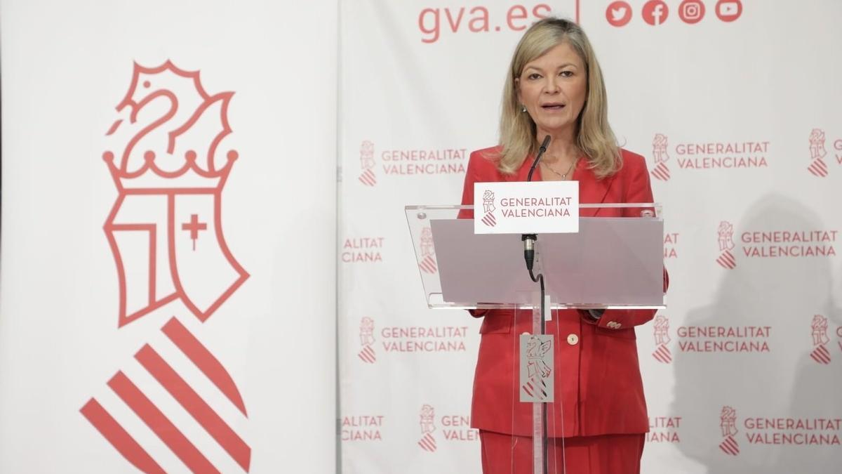La consellera Gabriela Bravo