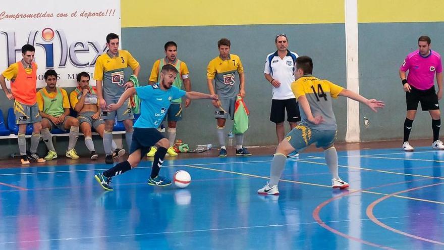 El Futsal Museo Juguete se reencuentra con la victoria frente al Otxartabe