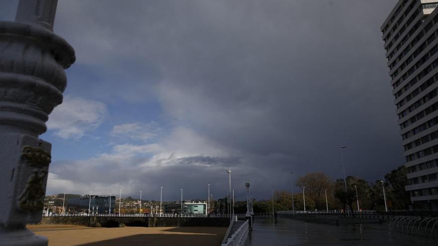 Nubes y frío para el fin de semana en Asturias