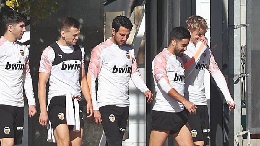 El Valencia CF tiene preparado un ERTE por si no llega a un acuerdo con los jugadores