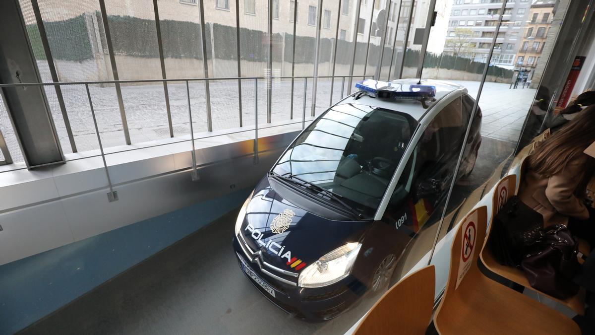 La vista oral se celebró en la Audiencia de Zaragoza el pasado 14 de abril.