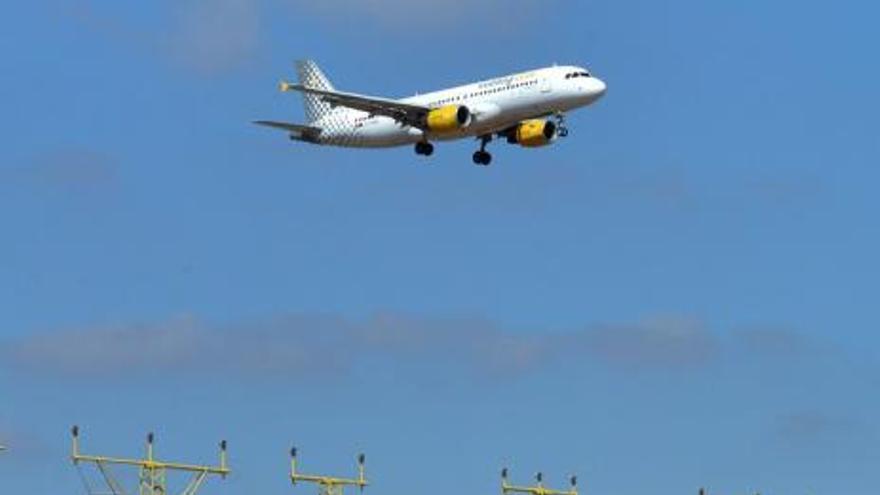 Simulacro de accidente aéreo de AENA