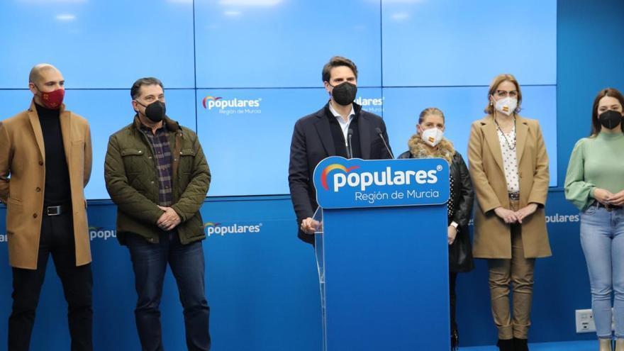 El PP de Molina ofrece al PSOE sus 7 concejales para derrocar a Clavero