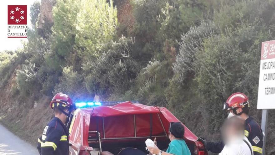 Encuentran a un 'robellonero' que llevaba un día desaparecido en Montanejos