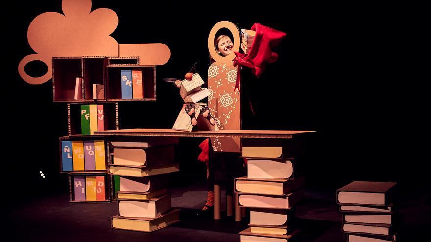 Fundación Ibercaja y Teatro Arbolé celebran el fin de curso con cuatro espectáculos gratuitos 'online' para escolares