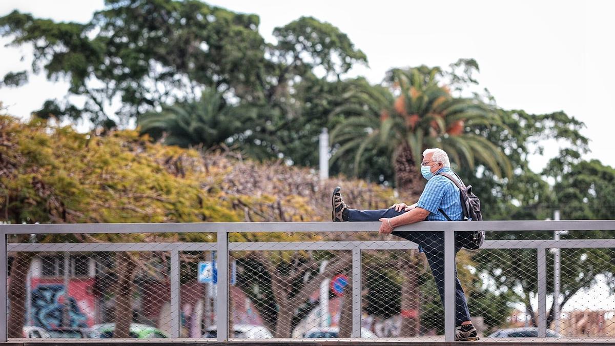 Canarias mantendrá la excepción de prescindir de la mascarilla en las playas