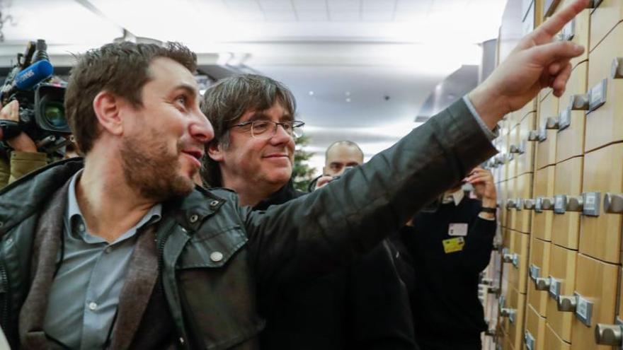 Llarena mantiene la euroorden contra Puigdemont