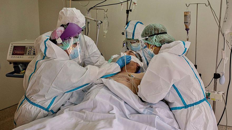 La provincia repite la cifra más baja de contagios desde marzo, dos personas