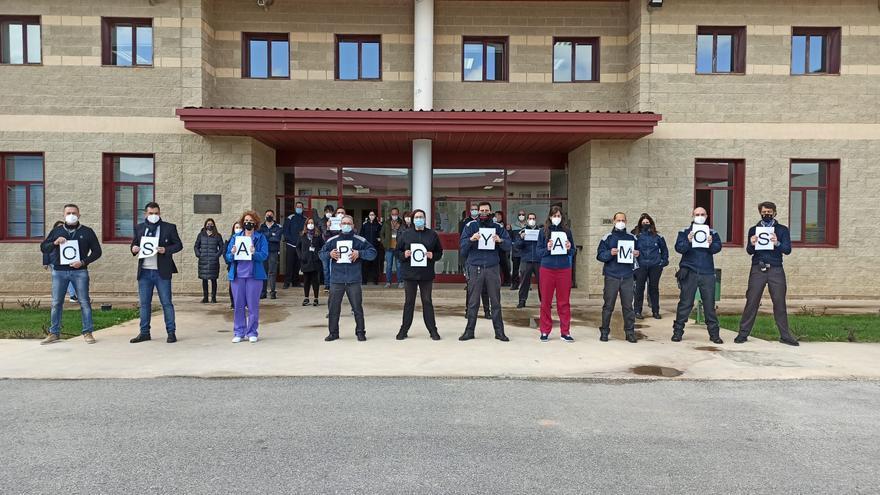 """Funcionarios de la cárcel de Villena denuncian el cese """"injusto"""" de la subdirectora de Seguridad"""