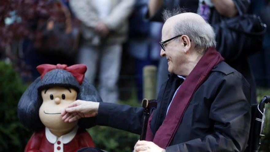 Fallece el creador de 'Mafalda', Quino, a los 88 años
