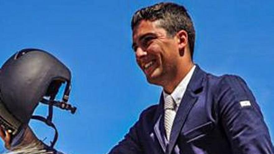 Pablo Moralejo se adjudica el CSN2* del RACE