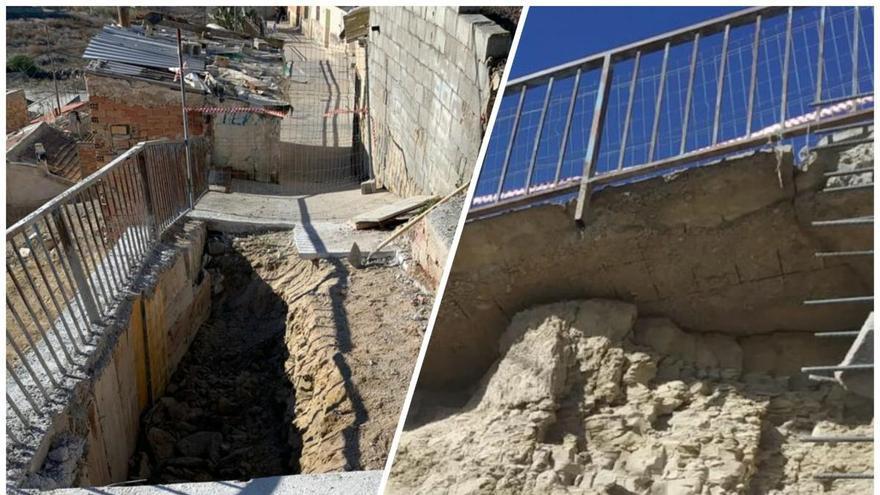 Obras por un importe de 53.000 euros en el Cabezo de la Fuensantilla de Cieza