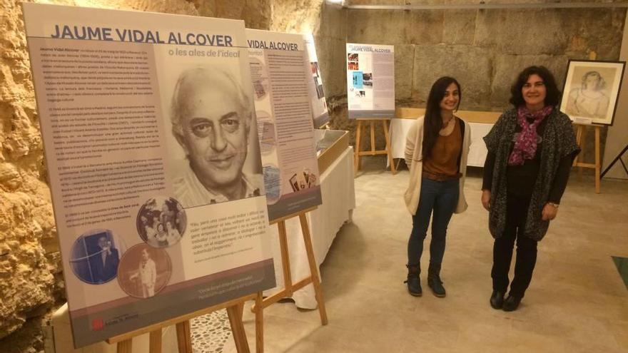La brillantez de Jaume Vidal Alcover