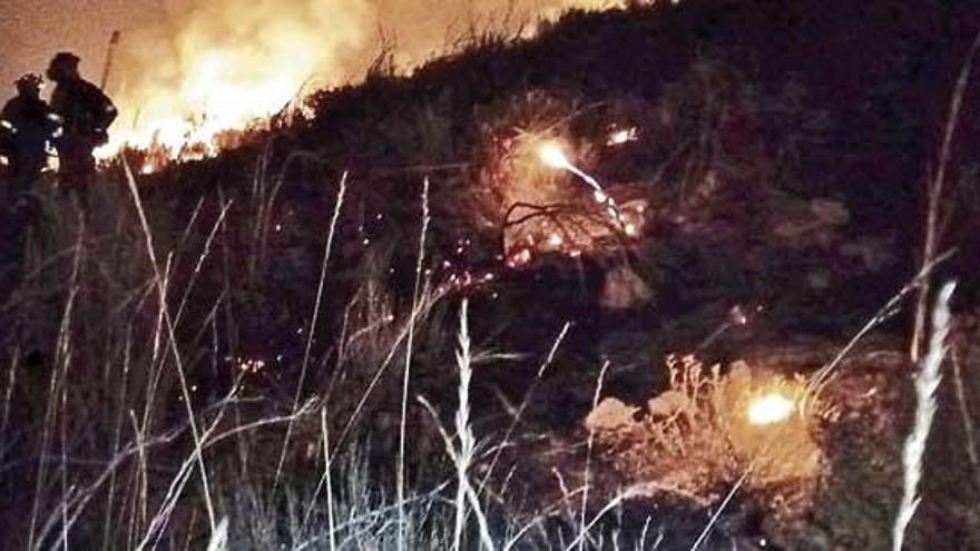 El noroeste concentra el 64% de la superficie forestal que arde en España, que baja a la mitad
