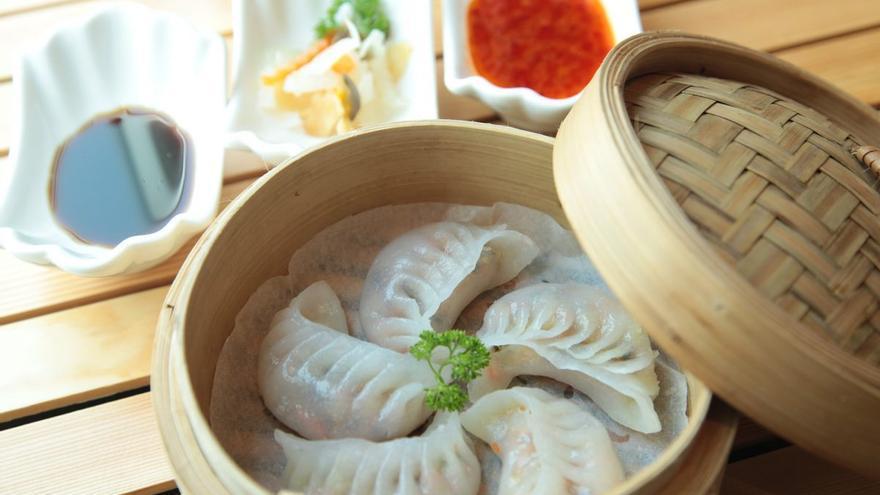 Vaporeras de bambú para disfrutar de la gastronomía asiática