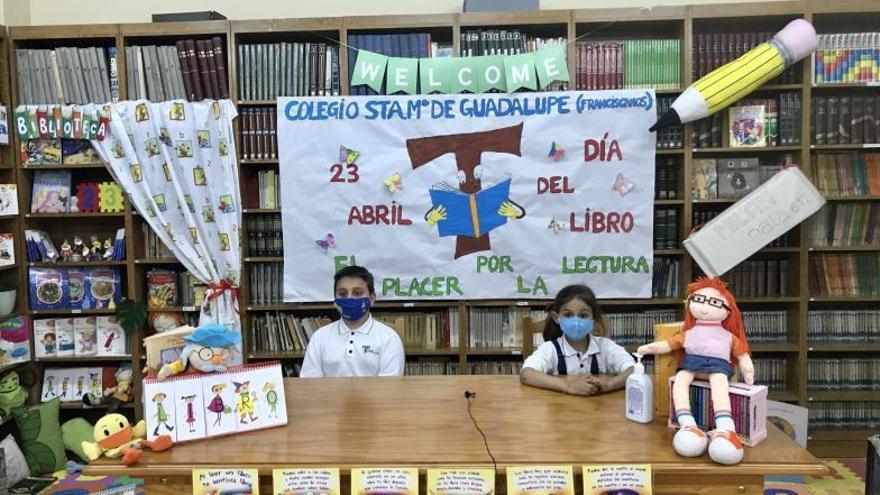 Los centros educativos celebran por todo lo alto el Día del Libro