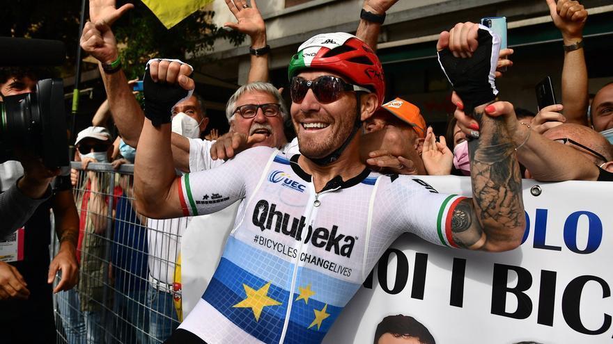 Ganador etapa 13 Giro de Italia 2021: Giacomo Nizzolo