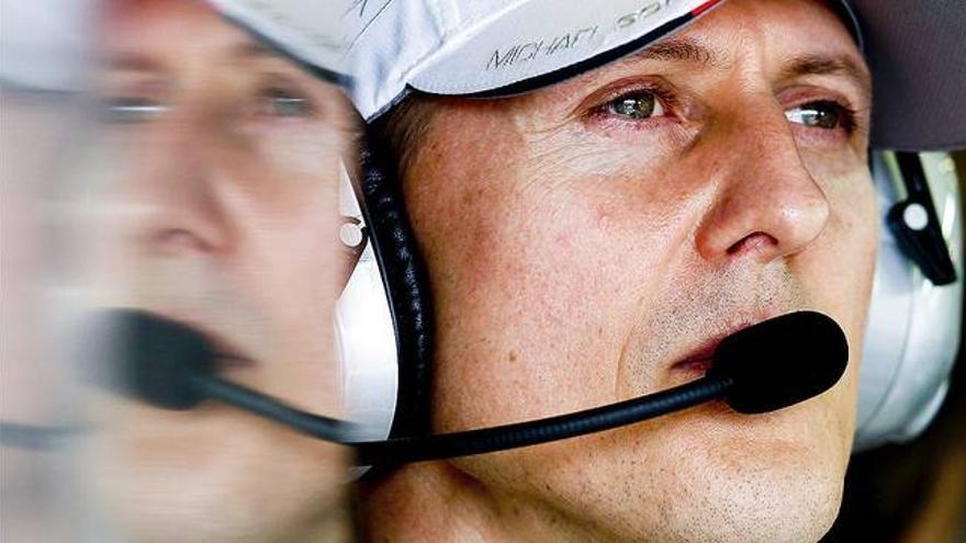 Schumacher despierta del coma después de cinco meses y medio